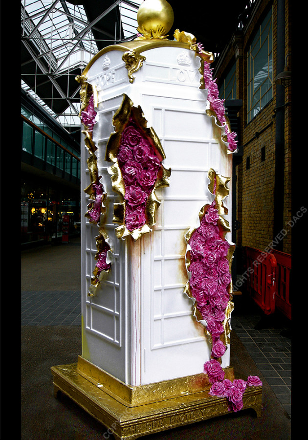BT ArtBox : The Poetry Of Life. THE DnA FACTORY MRBS. 2012