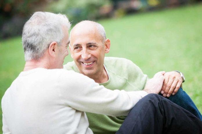older gay men suicide