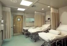 empty hospital beds 1500 x 995