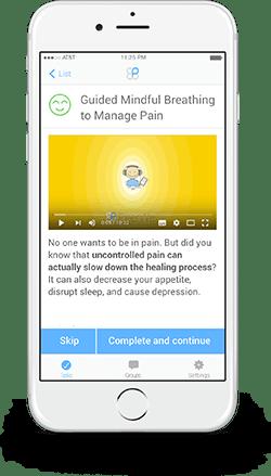 PreHab Mindfulness 250 x 439