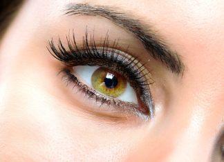 closeup beautiful woman's eye 1688 x 1125