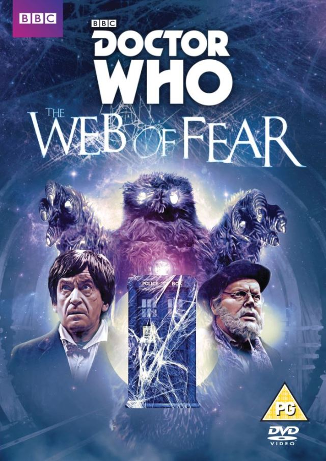 Web of Fear DVD