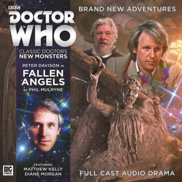 Fallen Monsters Classic Doctors, New Monsters