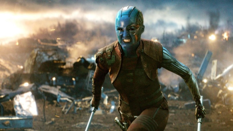 Karen Gillan Teases Nebula's Past in Avengers: Infinity War