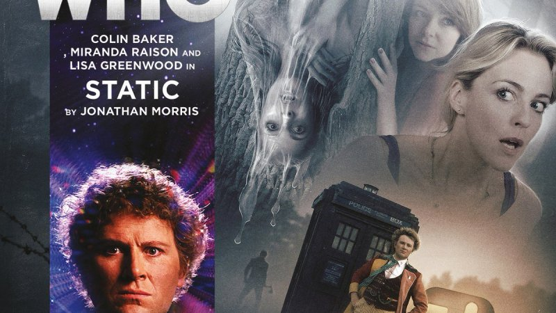 Out Now: Big Finish's Doctor Who – Static