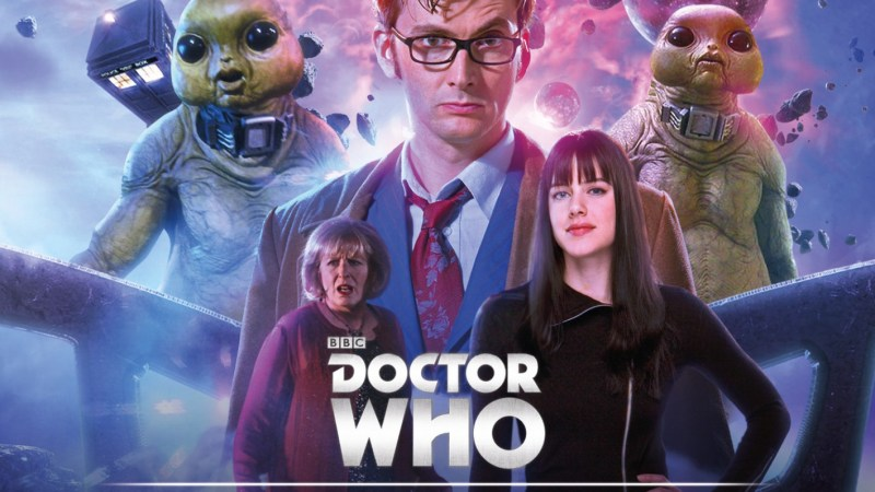 Out Now: Big Finish's Tenth Doctor Chronicles