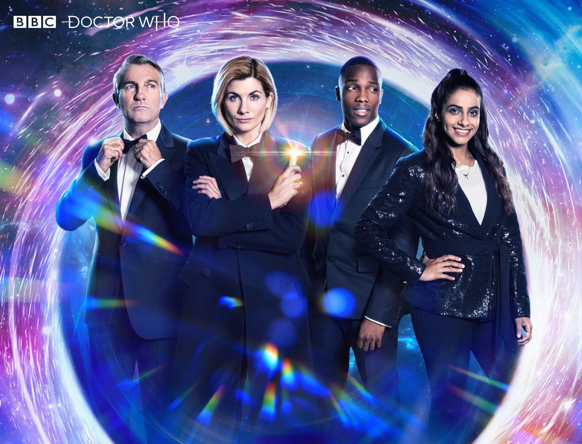 Doctor Who Series 12 Brings Back Two-Parters, Starting with the Opener