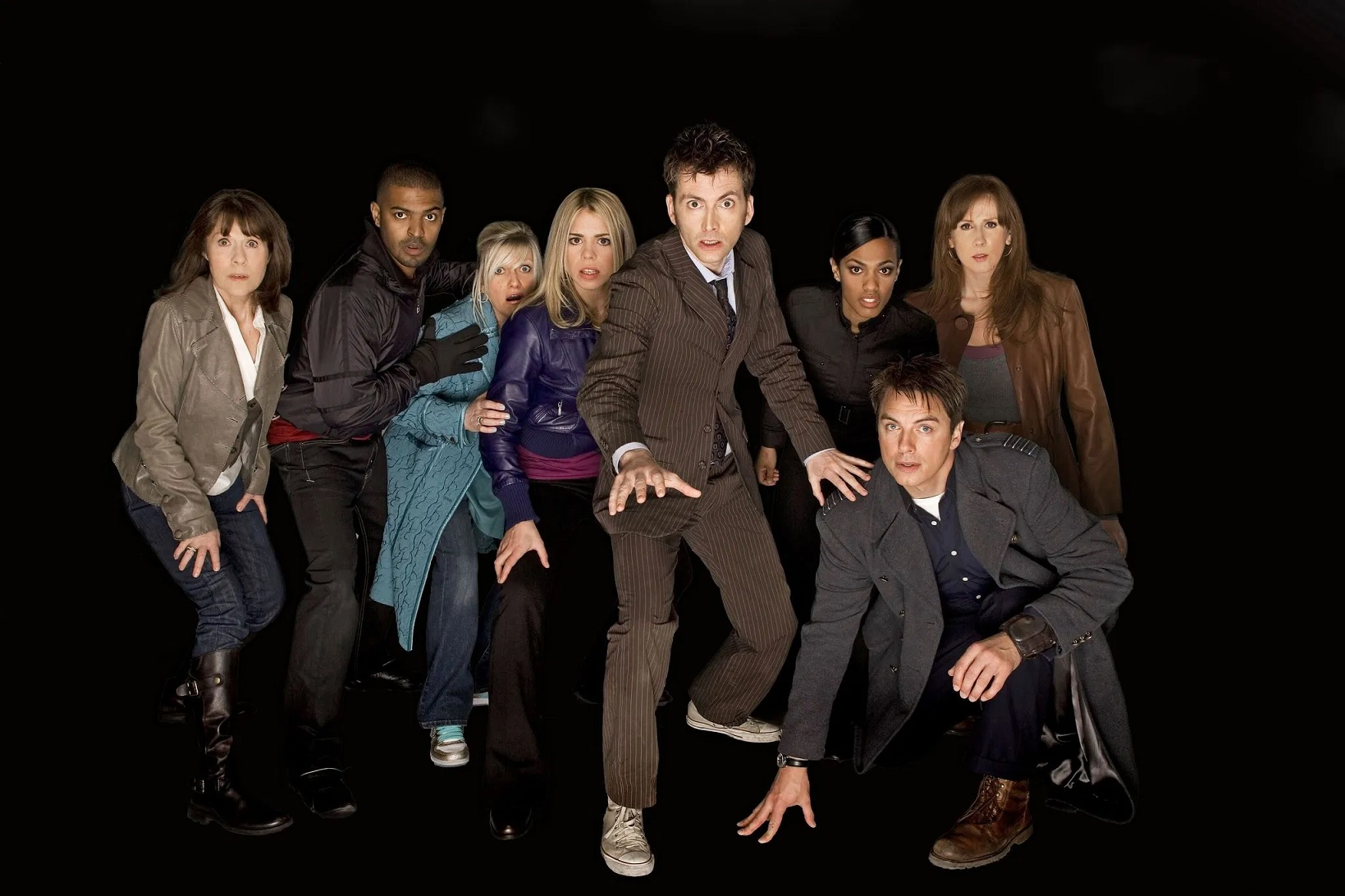 David Tennant and Catherine Tate to Join in The Stolen Earth/ Journey's End Tweet-Along Rewatch