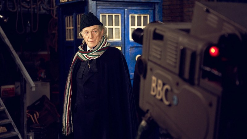 Mark Gatiss and Sacha Dhawan To Take Part in Adventure in Space and Time Watch-Along