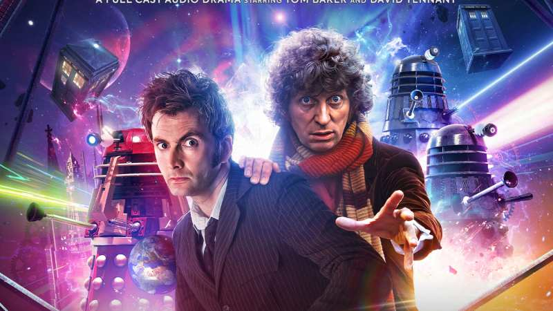Tom Baker's Fourth Doctor Returns with David Tennant's Tenth Doctor in This Big Finish Teaser