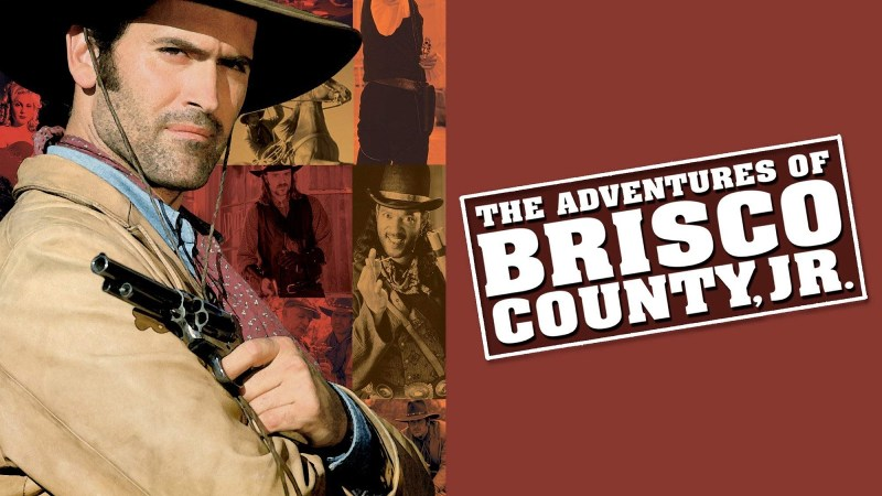 Lockdown Recommendation: The Adventures of Brisco County Jr.