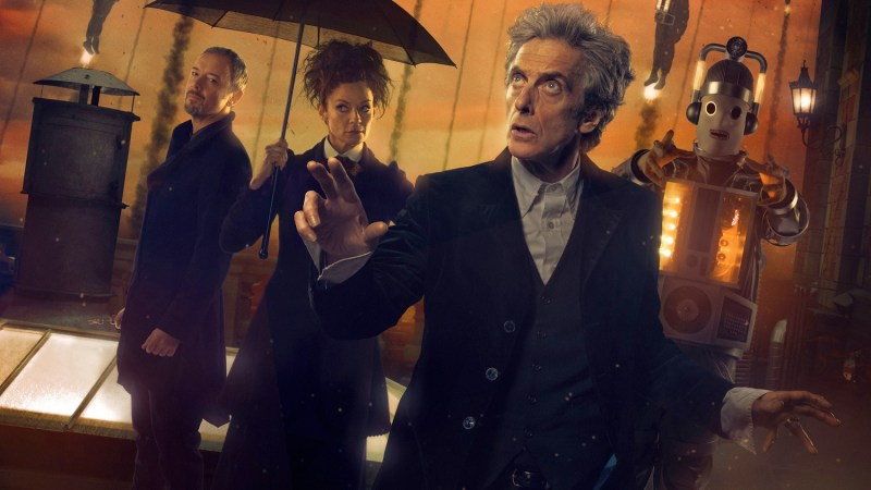 Join in the Final Lockdown Rewatch: World Enough and Time/ The Doctor Falls