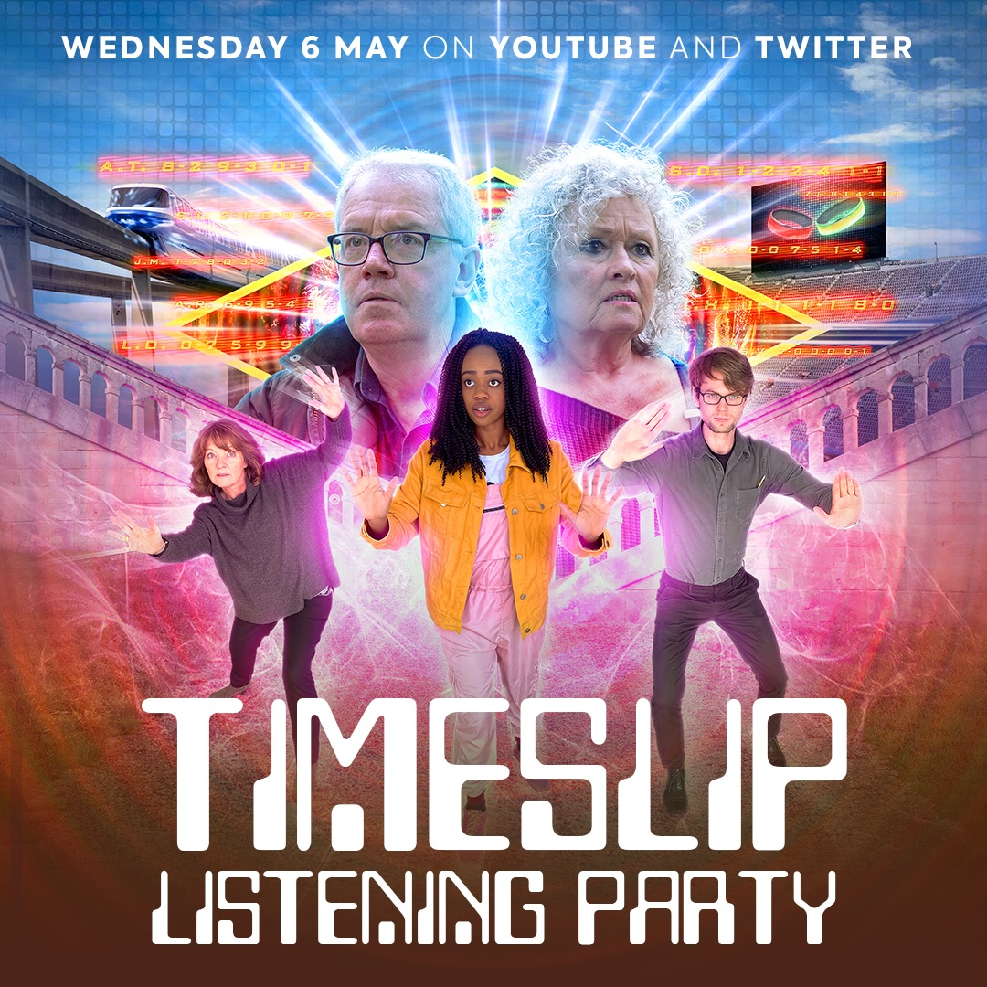 Join in on the Free Livestream of Big Finish's Timeslip Tonight on YouTube