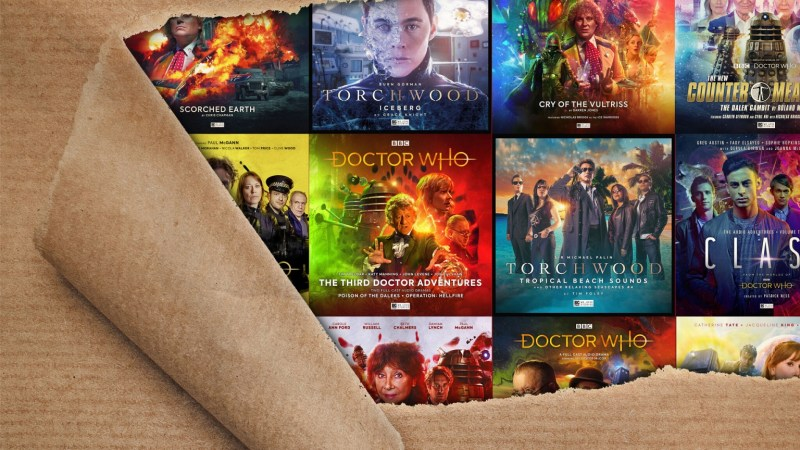 Big Finish Opens Warehouse and Begins Shipping Orders Again