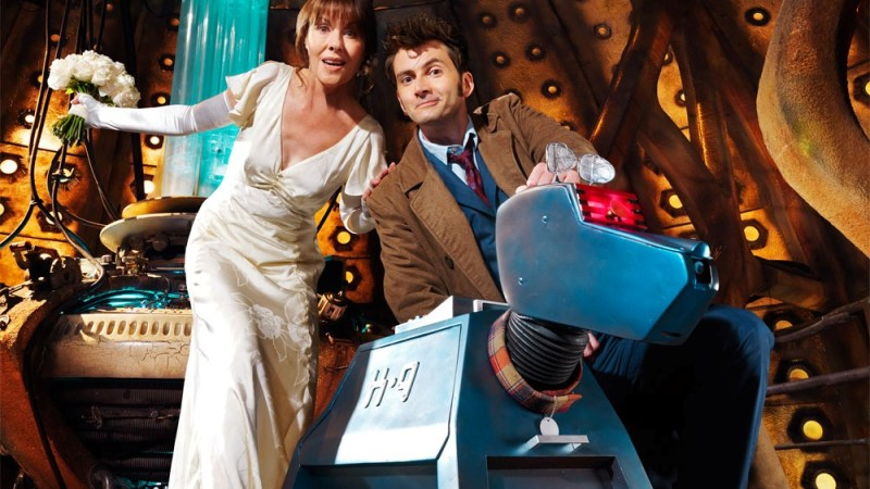 The Brigadier Was Due to Meet David Tennant's Tenth Doctor in The Sarah Jane Adventures