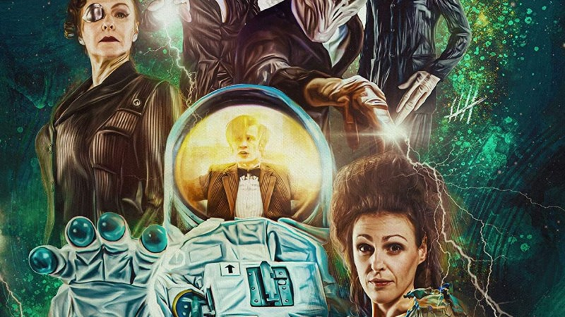Out Now: Doctor Who Series 6 Steelbook