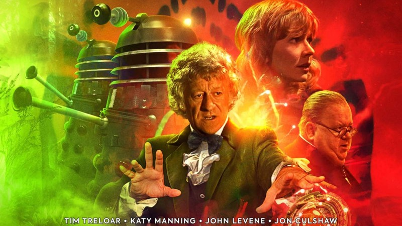 Reviewed: Big Finish's Third Doctor Adventures Volume 6