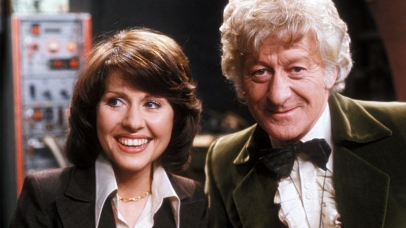 Listen to Scorched Earth, a Free Third Doctor Audio Adventure Read by Geoffrey Beevers