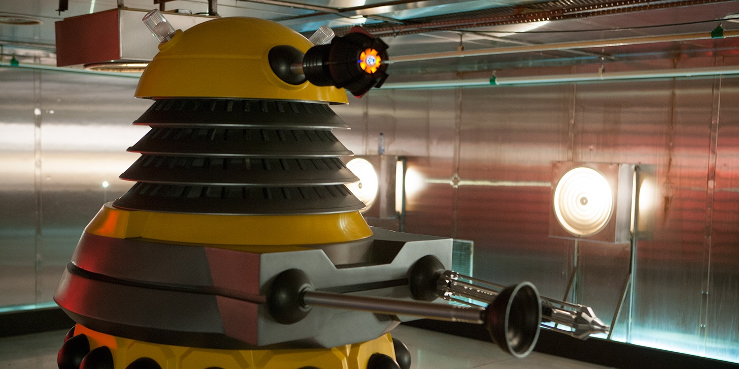 What Exactly Is the Eternal Dalek from Victory of the Daleks' New Paradigm?