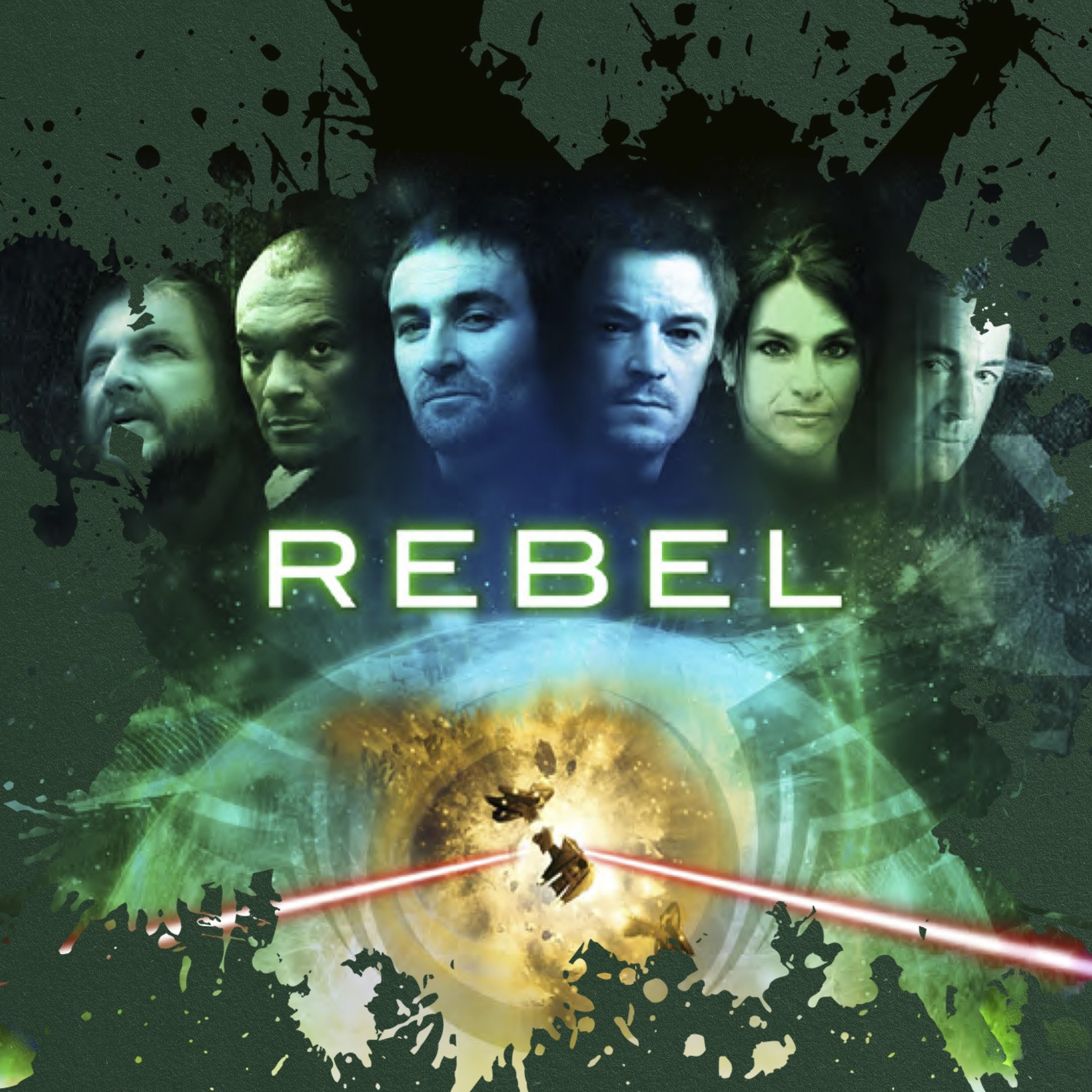 Enjoy Big Finish's Blake's 7: Rebel by Ben Aaronovitch for Free!