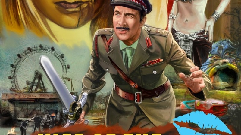 Pre-Order Now: Lethbridge-Stewart's Kiss of the Ice Maiden by The Equalizer Creator, Michael Sloan