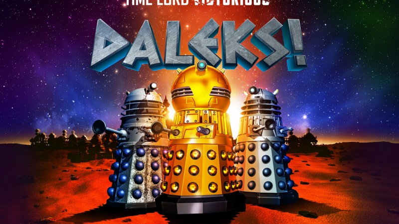 Watch Daleks: The Archive of Islos, A New Animated Spin-Off, Now!