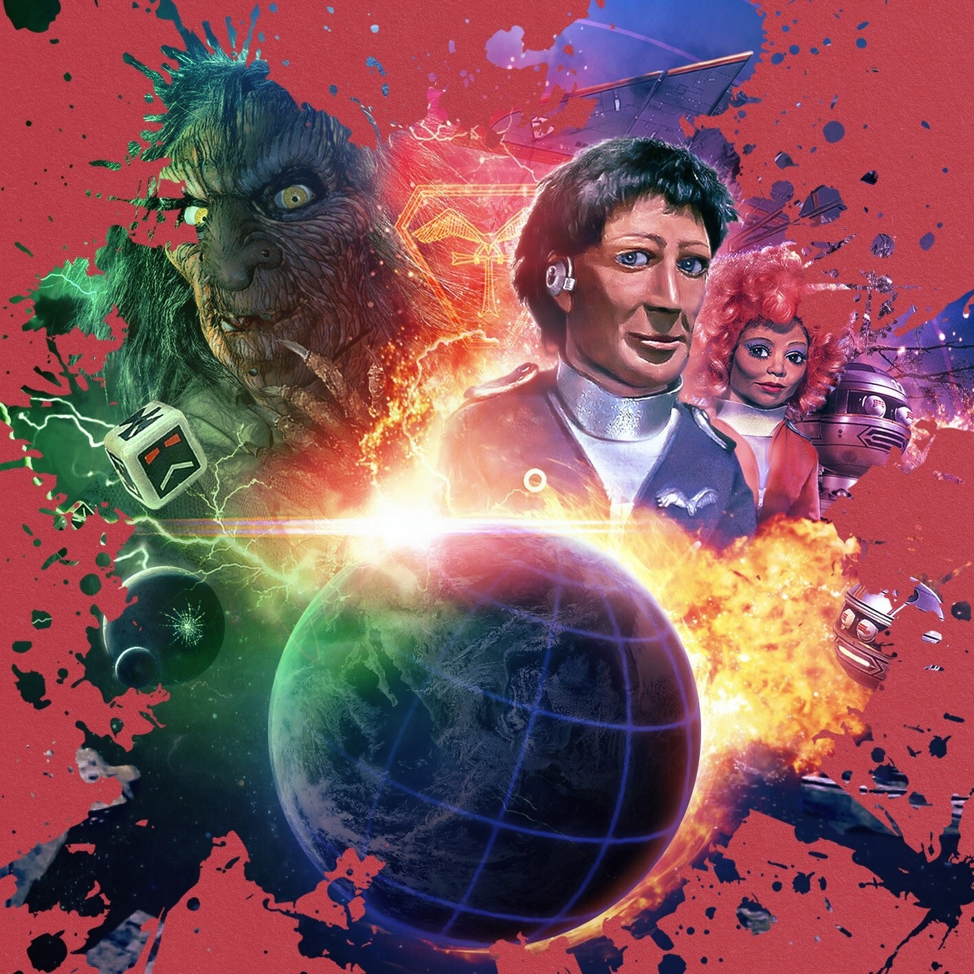 Download Gerry Anderson's Terrahawks: No Second Chances for Free