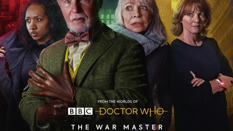 Coming Soon from Big Finish: The War Master Vs. Jo Grant and Nyssa