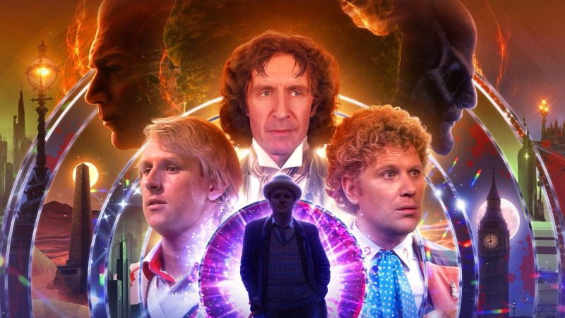 Big Finish Reveals the Last Doctor Who Main Range Title, The End of the Beginning