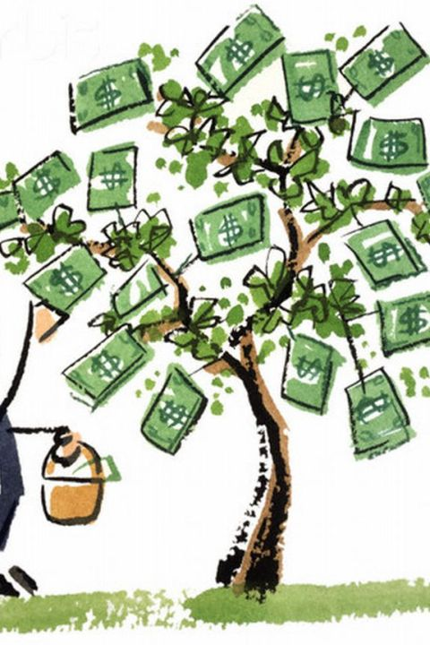 15 – Shaking the Money Tree with Film Funding Consultant Morrie Warshawski