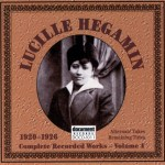 DOCD-1011 Lucille Hegamin Vol. 4: Alternative Takes & Remaining Titles (1920-1926)