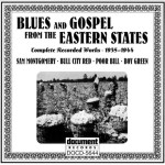 DOCD-5644. Blues & Gospel From The Eastern States 1925 – 1944