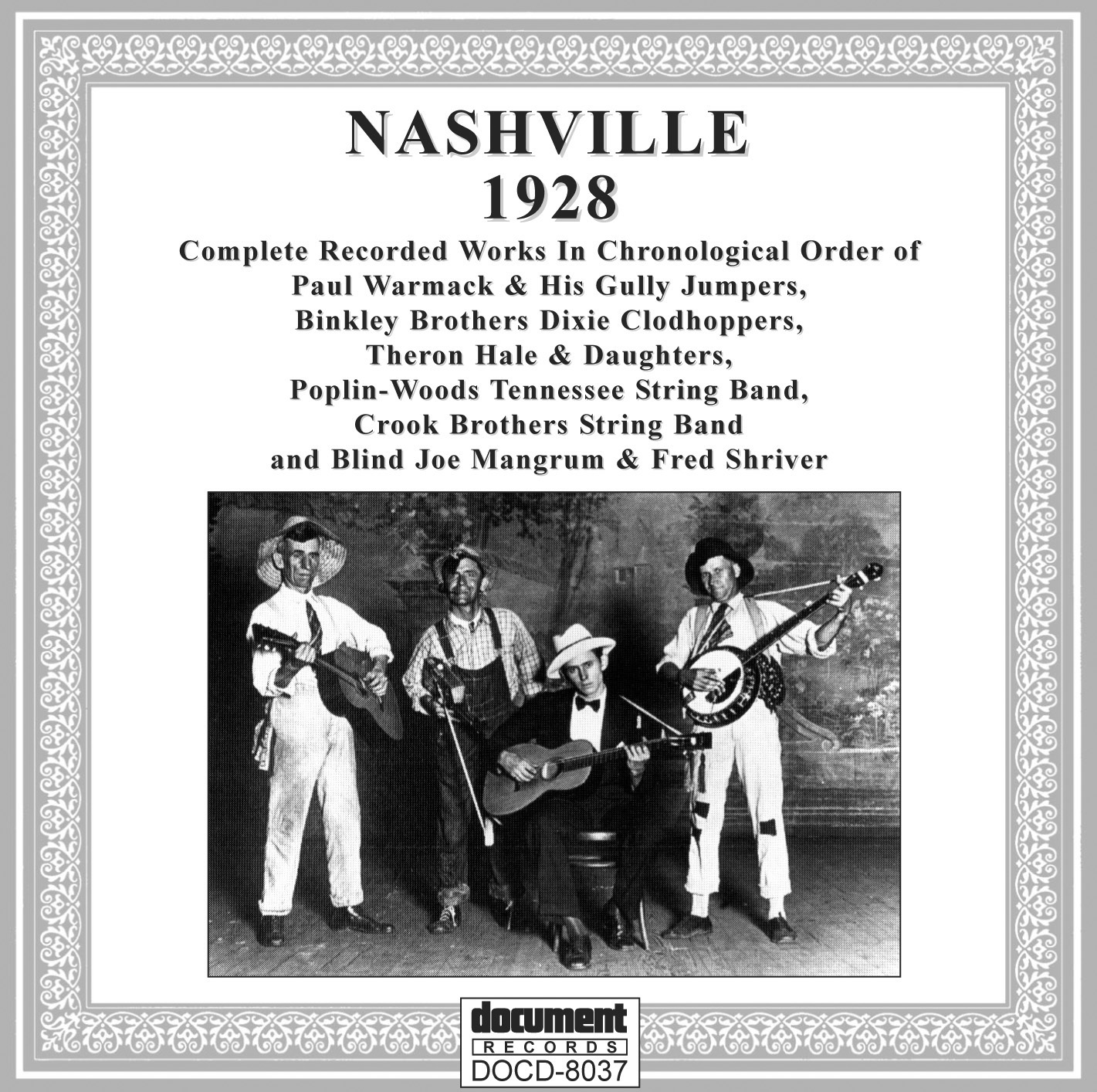 Image result for The Poplin/Woods Tennessee String Band