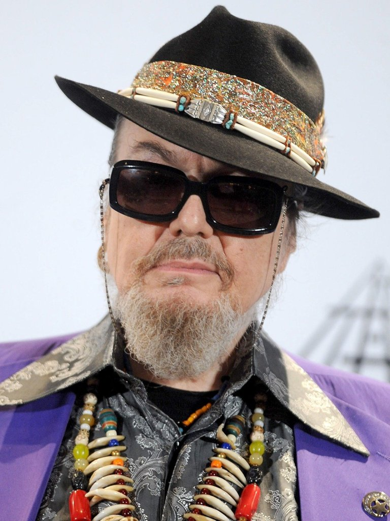 Mac Rebennack A.K.A. Dr. John RIP 2019