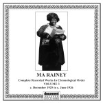 DOCD-5583- Ma Rainey-Complete Recorded Works.Vol.3 1925 – 1926