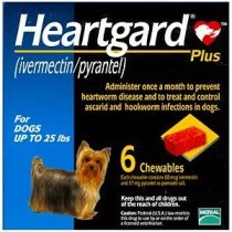 Heartgard is one brand of Heartworm Medicine for Dogs