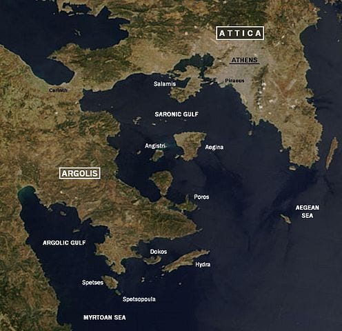 GREEK ODYSSEY – PART II