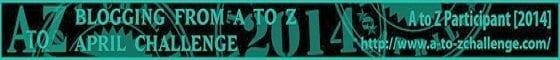 atozbanner 2014