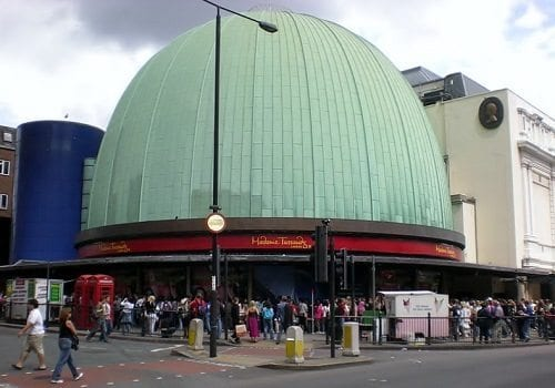 madame tussauds and planetarium