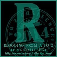 "#AtoZChallenge: ""R"" is for RHODES"