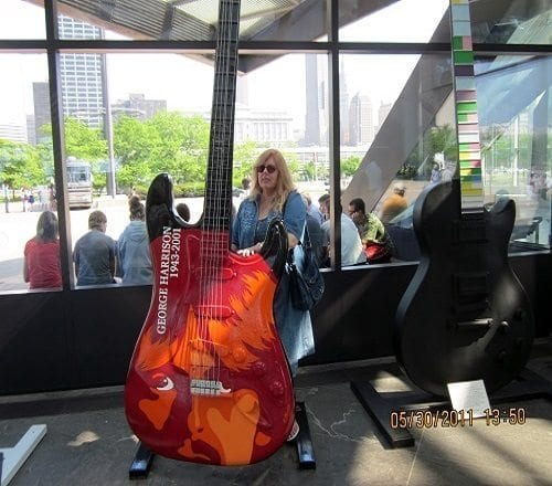 Foyer, Rock and Roll Hall of Fame