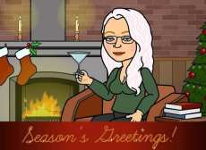 Season's Greetings from The Doglady's Den