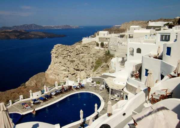 Paradise - Santorini