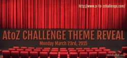 #AtoZtheme reveal 2015