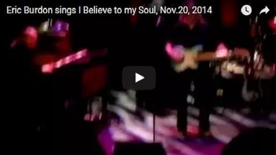 Eric Burdon video