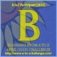 #AtoZChallenge: