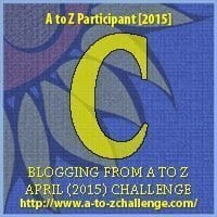 #AtoZChallenge Day 3, April 3