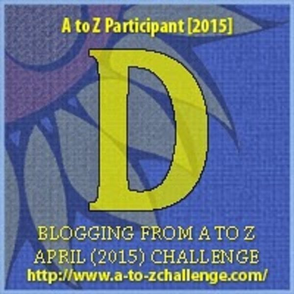 #AtoZChallenge, D is for DRACONIAN