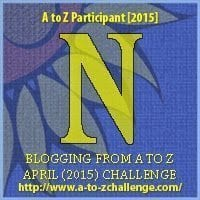 #AtoZChallenge, Day 14: N is for NEANDERTHAL, The Doglady's Den