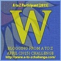 #AtoZChallenge - W is for WANDERLUST